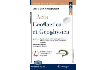 A special issue was published of the TopoTransylvania initiative