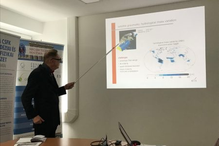 Geodesy – the Challence of the third Millenium
