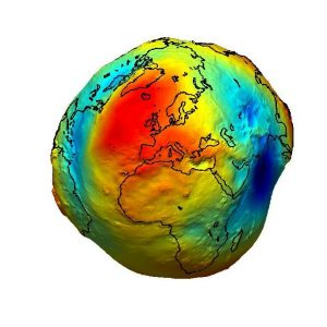 Gravity field of the Earth