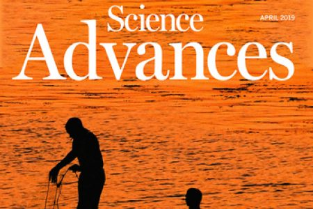 István Bondár's article in the prestigeous Science Advances journal