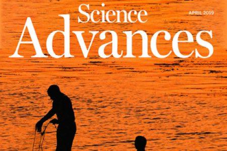István Bondár's article in the prestigeous Science Advances journal