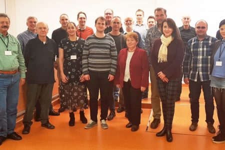 COST ElectroNet Schumann resonance – WG4 workshop, Santander, 2020. február 21-24.