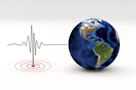 Földrengés  június 1-én és 3-án